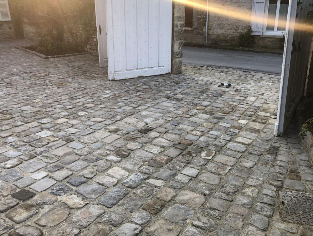 Travaux De Pavage Pres De Compiegne Pose De Paves Pres De Chantilly